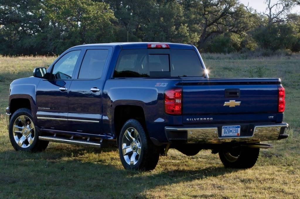 Edward's Truck